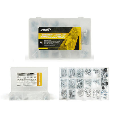 SUZUKI RMZ250  -  RHK FACTORY 169 PIECE BOLT KIT