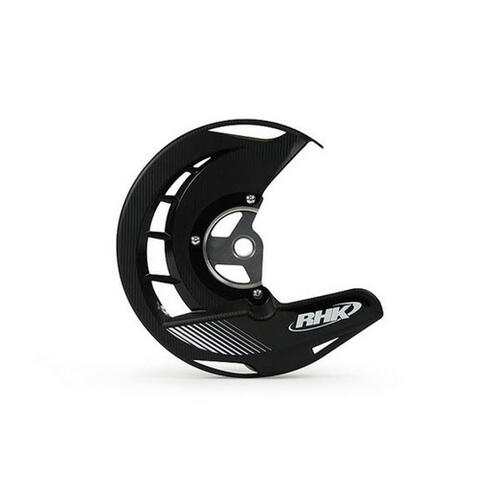 KTM 530 EXC-F 2003 - 2015 RHK FRONT DISC COVER GUARD BLACK