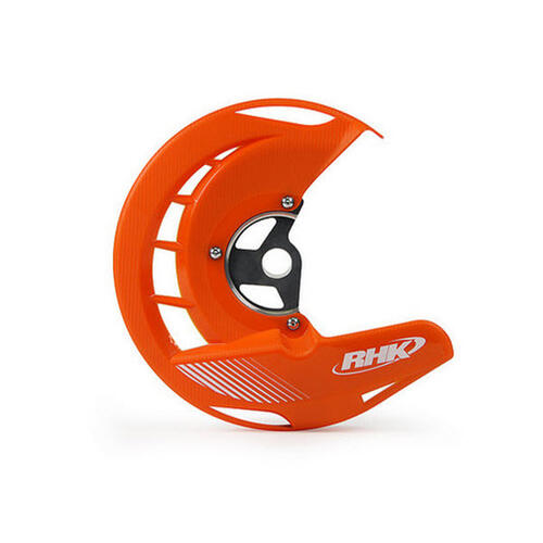 KTM 350 SX-F 2003 - 2014 RHK FRONT DISC COVER GUARD ORANGE