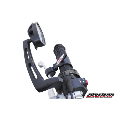 RHK MOTORCYCLE BRAKE LOCK - BIKE TRANSPORT BRAKE HOLDER - BLACK
