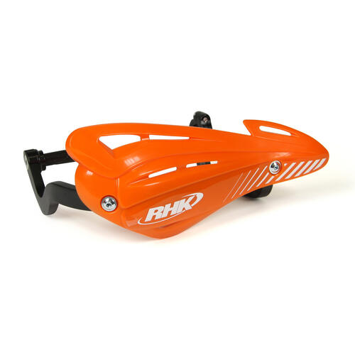 KTM 450 SX-F  -  RHK XS HAND GUARDS WRAP ENDURO HANDGUARDS - ORANGE