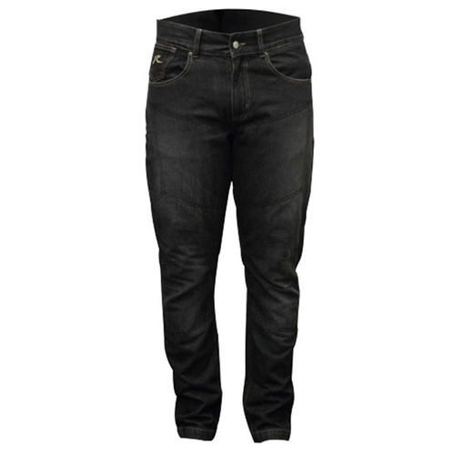 RJAYS MOTORCYCLE JEANS REINFORCED ORIGINAL CUT MENS BLACK