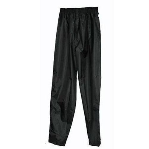 RJAYS MOTORCYCLE WATERPROOF PANTS BLACK