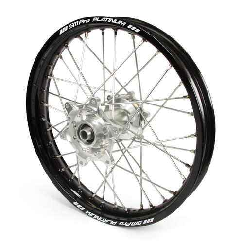 MX REAR WHEEL - PLATINUM RIM / SM PRO HUB