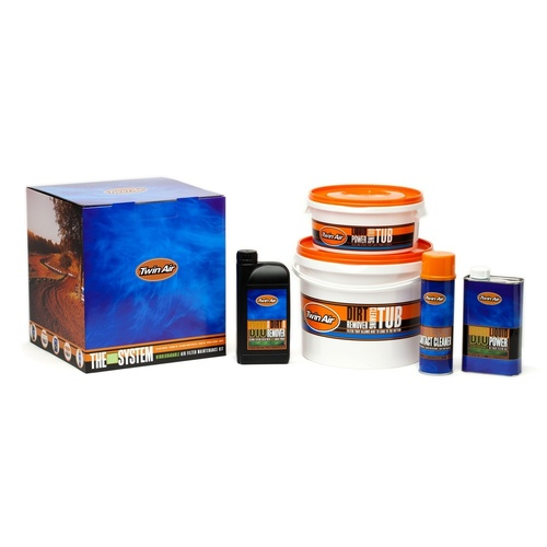 KTM 50 SX 2001 - 2021 TWIN AIR BIO FILTER & OIL MAINTENANCE KIT