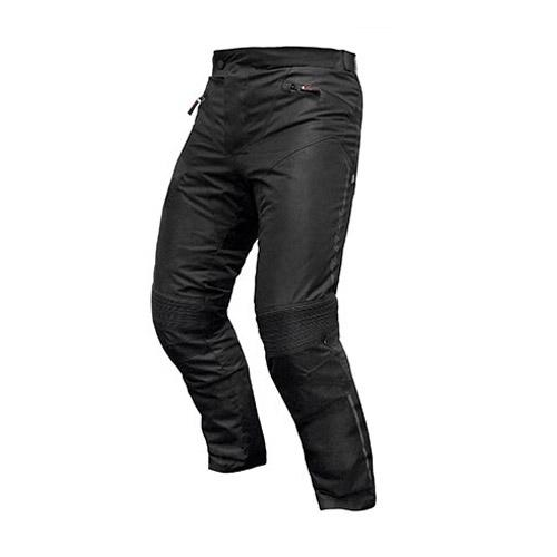 RJAYS VOYAGER IV STOUT MOTORCYCLE WATERPROOF PANTS MENS BLACK