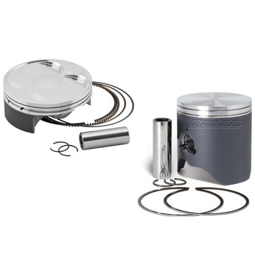 KAWASAKI KLX250 2006 - 2018 WOSSNER PISTON KIT OVERSIZE FORGED 72.19 (11.5:1)
